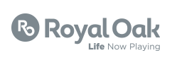 Royal Oak logo by Ideation a design & production company