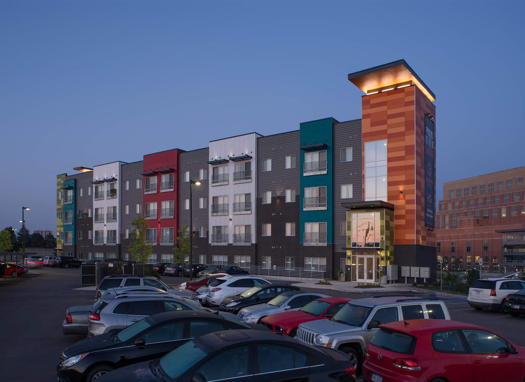 Marketplace Apartments, Lansing