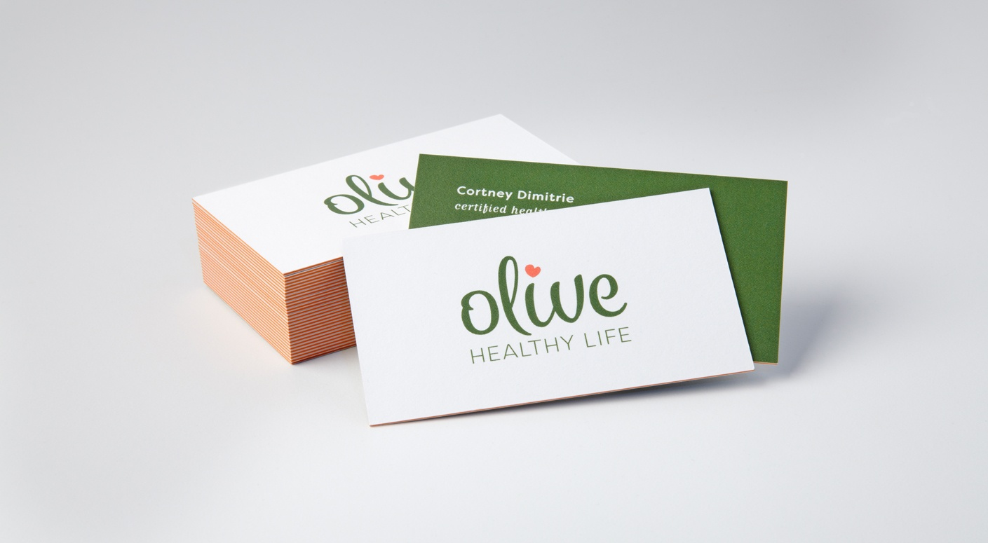 Olive Healthy Life - Ideation