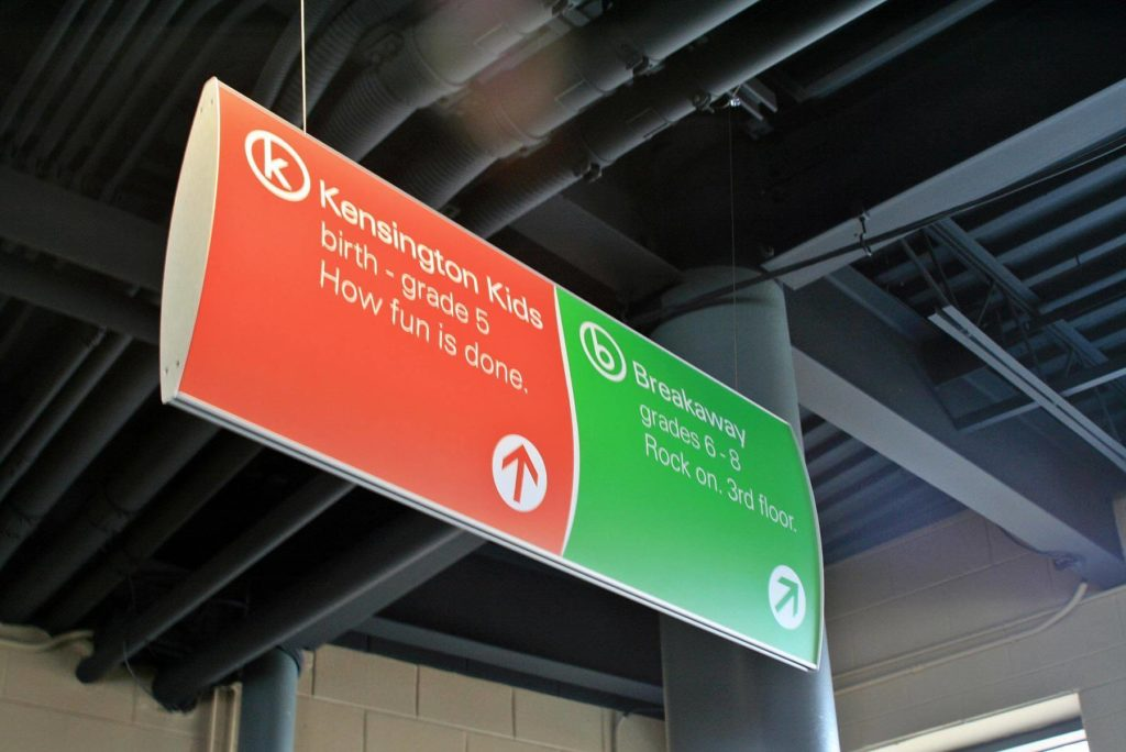 environmental design ideation signs